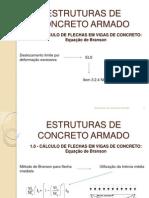 Concreto Armado_cálculo de Flecha