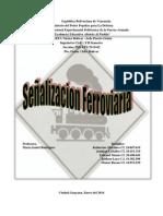 Señalización ferroviaria