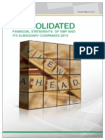 Consolidated Financial Statements 2013 Copy