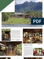 Hawaiian Style Magazine Building Bali Style