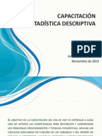 Capacitacion Estadistica Descriptiva.pptx