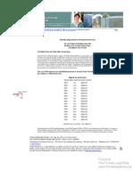 Florida Statutory Interest 2010