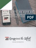 Congresos de salud - Dossier Completo.pdf