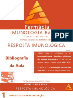 05 - Resposta Imunológica FARMÁCIA
