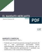El Mandato Mercantil (a Ll)