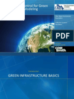 5 SWMM5 LID Control Green Infrastructure Modeling