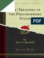 Five Treatises of the Philosophers Stone