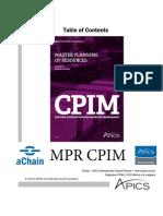 aChain APICS - MPR CPIM APICS - http://www.achain.com.br/