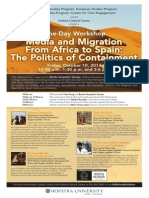 Media and Migration From Africa to Spain
