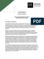 JD for Researcher Aug 2014_v4