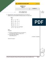 SPM 2014 Add Math Modul SBP Super Score [Lemah] K1 Set 3 Dan Skema