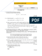 SPM 2014 Add Math Modul SBP Super Score [Lemah] K2 Set 2 Dan Skema
