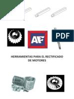 Herramientas P_Rectificado de Motore
