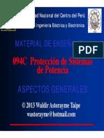 Unidad 1 - Aspectos Generales 2013