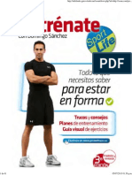 Entrenate Domingo Sanches 3 Edicion