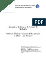 Alternativas de Solucion Nicolas Albornoz