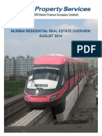 Mumbai Real Estate 2014 ICICIHF