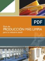 GUIA DE P+L TEXTIL