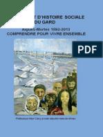 Livre Ihs Cgt Gard Avec Couverture