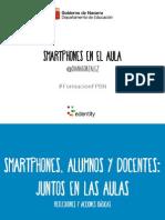 Smartphones en el aula