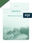 Livro de Metodologia Da Pesquisa