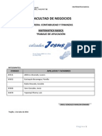 Informe Final de Matematica Basica