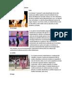 10 Tipos de Danza Contemporánea