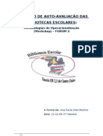 Forúm 2- O MAABE-metodologias de operacionalização-workshop