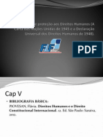 Aula 05 - Sistema Global de DH (Carta Da ONU e DUDH)