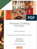 Peruvian Cookbook