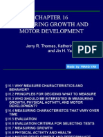 Measuring Growth & Motor Dev.ppt