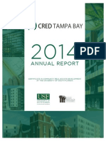 CRED Tampa Bay 2014 Annual Report