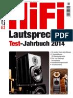HIFI Test 2014 - Lautsprecher