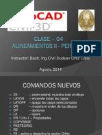 Clase 04 Agosto