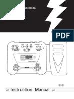 Gp-120 Medeli Manual