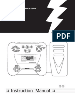 Gp-120 Medeli Manual