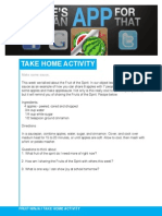 Take Home Activity 10/5