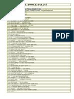 25.01.2013- Aula Portugues - Uso Porque
