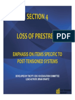 Prestress Losses