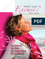 What is your excuse? (Preview) by Esther Jacobs