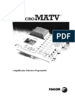 Manual Micromatv