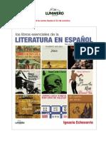 Los Libros Esenciales de La Narrativa en Espanol