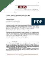 Gres Chávez, Pablo - Trabajo, Utilidad y Libertad en La Obra de J. S. Mill