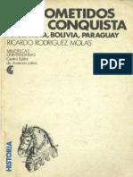Ricardo Rodríguez Molas - Los sometidos de la Conquista.pdf