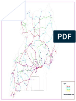 Uganda Road Network