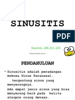 Sinusitis Dasnink