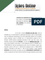 Contrato de Confissão de Dívida Com Pagamento Parcelado