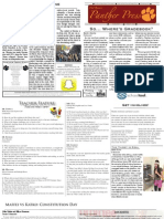 Panther Press Issue 1 2014