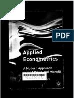 Astreriou Dimitrios,  Applied econometrics - a modern approach using EViews and Microfit (2006).pdf