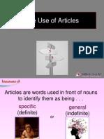 Articles presentation 1